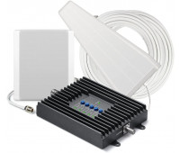 SureCall Fusion4Home Cell Phone Signal Booster for Home and Office - Verizon, AT&T, Sprint, T-Mobile 3G, 4G and LTE   Covers up to 4000 sq ft